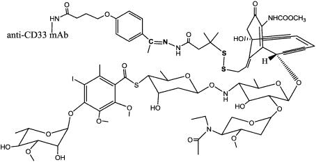 Gemtuzumab ozogamicin (Mylotarg®