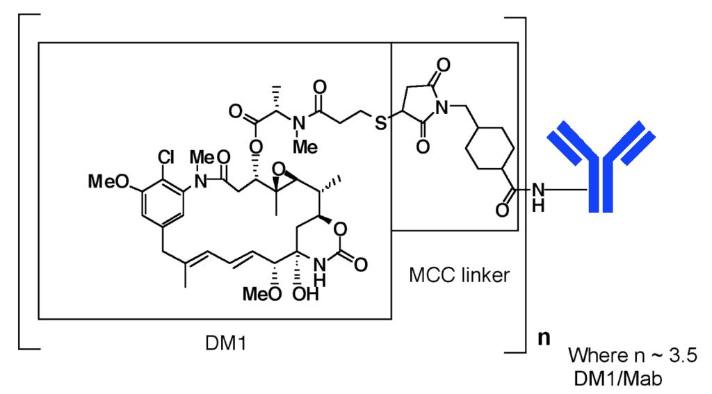 Ado-trastuzumab emtansine