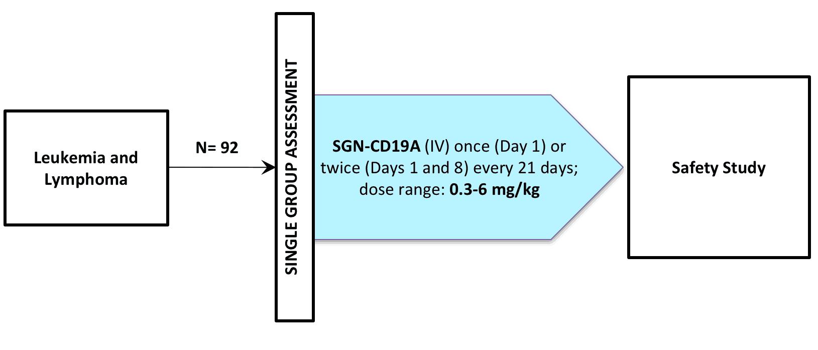 NCT01786096 (CLINICAL TRIAL / DENINTUZUMAB MAFODOTIN / SGN-CD19A / SGN-19A / HBU12-491)